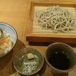 そば切り 川名 - 十割太麺!