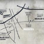 52346645 - 外壁に描かれたマップ