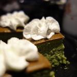 さんきゅう - 抹茶ケーキ