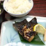 52347589 - 焼魚定食(1,500円)