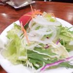 ヴァン - サラダ