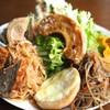 カメイノ食堂 - 料理写真:900円『おそうざいとデザート』2016年6月吉日