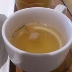 ホメラ テキサコ カフェ アンド テーブル - ・オリジナルタコス スープ