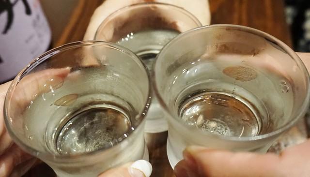 ちろり家 - 乾杯