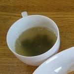 ぱぱなっしゅ - スープ(アップ)