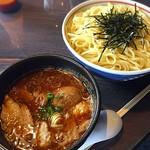 ちいおり - 辛つけ麺 特400g 900円