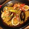 エスタリコ - 料理写真:王道魚介のパエリアSサイズ1080円