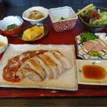 ロジネコ食堂 - お肉定食☆