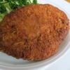 松竹 - 料理写真:メンチカツ定食