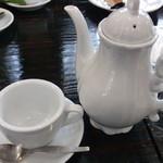 トラットリア ノーチェ - 紅茶
