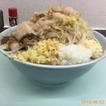 らーめん 蓮 - ラーメン680円