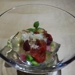 TTOAHISU - ◆大島トマトを使用したお料理