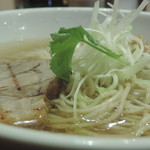 Fufutei - 塩ラーメン アップ