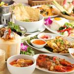 Asian Kitchen Sapana - 料理写真: