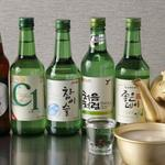 ソウル柳家 - 定番の韓国のお酒から希少なお酒・ドリンクをご用意。
