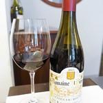 シャンペトル - ワイン