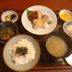 笹よし - 刺身定食