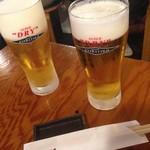 九州 熱中屋 - kyushunetchuya:ビール