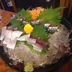 九州 熱中屋 - kyushunetchuya:名物のサバ