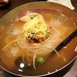 月島屋 - 冷麺(中)♪