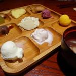モクモク - 料理ひと皿・一例(デザート類)
