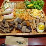 モクモク - 料理ひと皿・一例(煮物類etc.)