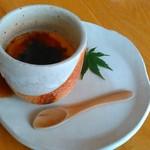 つむじカフェ - [料理] クレーム ブリュレ 単品価格\350 全景♪w