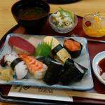 52375023 - 握り寿司ランチ