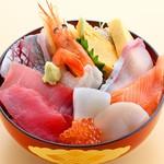 三崎 豊魚  - 海鮮ちらし