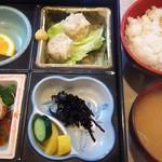 はっぴー - 日替りお弁当 600円