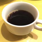 52378637 - ドリンクバーのホットコーヒー