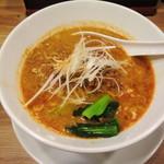 担々麺 七福朗 - 坦々麺・普通辛