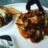 オステリア ポルタロッサ - 料理写真:七谷鴨グリル
