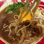 東大 - 麺AGE☆恒例