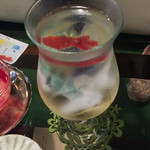 52380611 - 青の梅ソーダ水(^∇^)