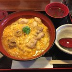 あい庵 - 親子丼700円