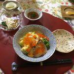 プチホテル コリンシアン - プチホテルコリンシアン(北海道礼文島)食彩品館.jp撮影