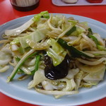 十八番 - 野菜炒め:600円