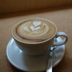 リード コーヒー - ☆【LEAD COFFEE】さん…カフェラテ(≧▽≦)/~♡☆