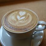 リード コーヒー - ☆美味しいカフェラテ(^◇^)☆
