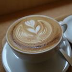 リード コーヒー - ☆ラテアート素敵ですね(#^.^#)☆
