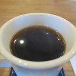 CAFÉ umie - やまなみ焙煎ブレンドアップ
