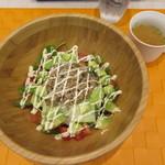 CafeLiz - アボカド丼 850円