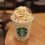 スターバックス・コーヒー - ドリンク写真:ベイクド チーズケーキ フラペチーノ☆