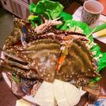 52389725 - ⑥わたり蟹の鍋