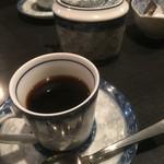 オーパスワン - コーヒー