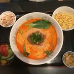 オーパスワン - 担々麺セット