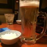 Torigen - 生ビール