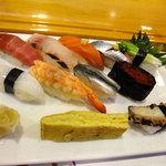 登志鮨 - 秋のおまかせ寿司