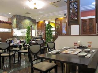 菜香新館 - 1階飲茶フロア